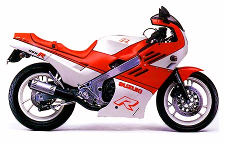 1986 Suzuki GSX-R 400 Service Manual