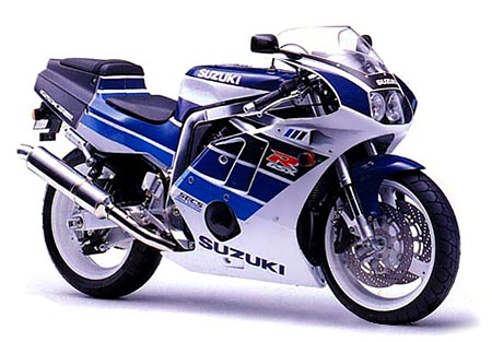 1990 Suzuki GSX-R 400 Service Manual