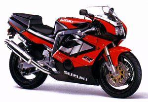 1991 Suzuki GSX-R 400 Service Manual