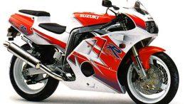 1992 Suzuki GSX-R 400 Service Manual