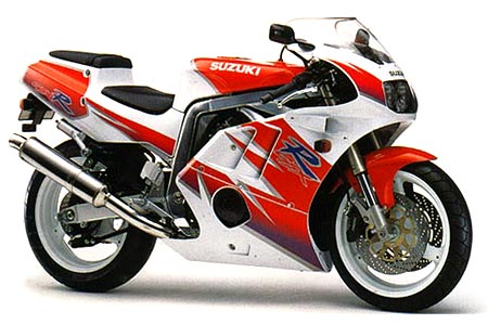 1992 Suzuki GSX-R 400 Service Manual