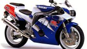1993 Suzuki GSX-R 400 Service Manual