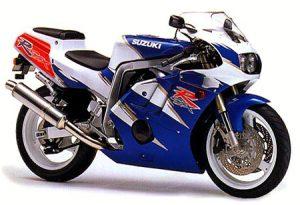 1993 Suzuki GSX-R 400 Service Manual