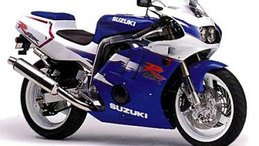 1996 Suzuki GSX-R 400 Service Manual