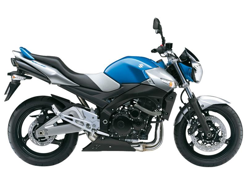 Suzuki GSR600 2009