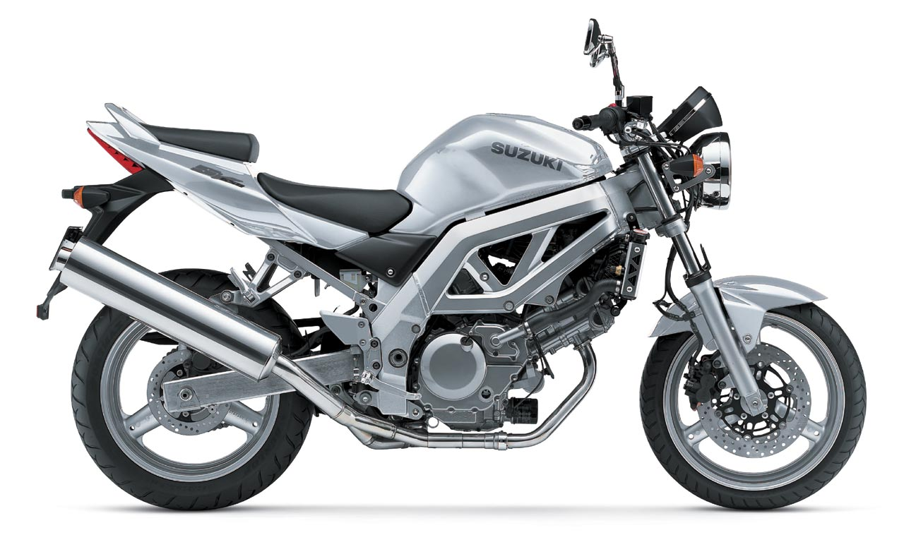 Suzuki SV650 2003 Service Manual