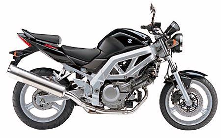 Suzuki SV650 2004