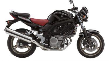 Suzuki SV650 2009