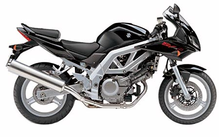 Suzuki SV650S 2004
