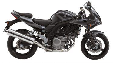 Suzuki SV650S 2008