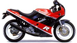 1987 Suzuki GSX-R 250 Service Manual