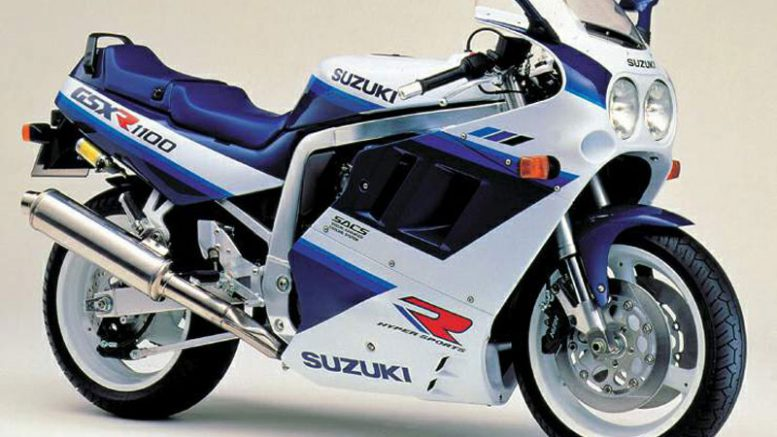 1990 Gsxr 1100 Wiring Diagram