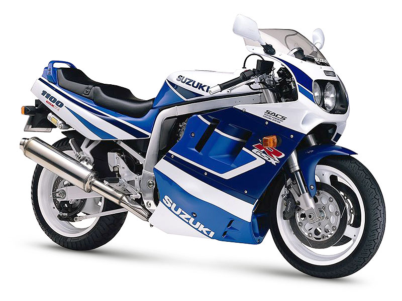 1991 suzuki gsx-r 1100 service manual