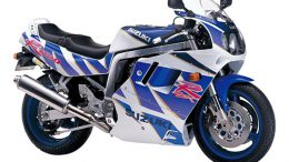 1992 suzuki gsx-r 1100 service manual