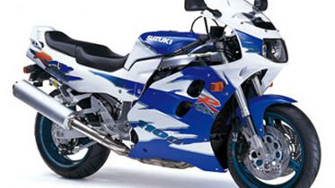 1995 suzuki gsx-r 1100 service manual