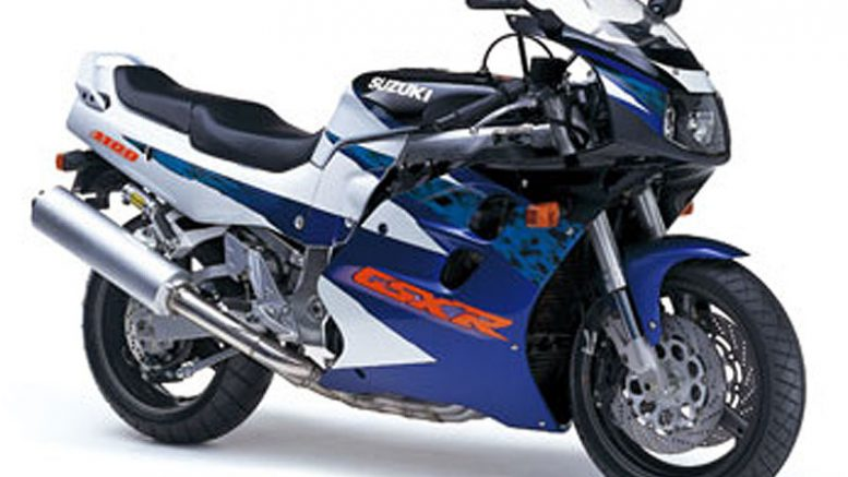 1996 suzuki gsx-r 1100 service manual