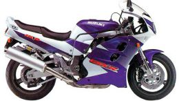 1997 suzuki gsx-r 1100 service manual