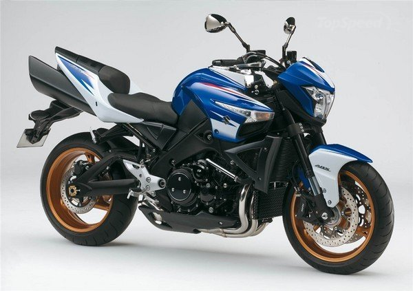 Suzuki GSX1300 B-King 2010 service manual