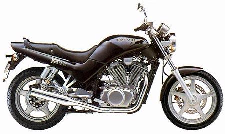 Suzuki VX 800 1990 service manual