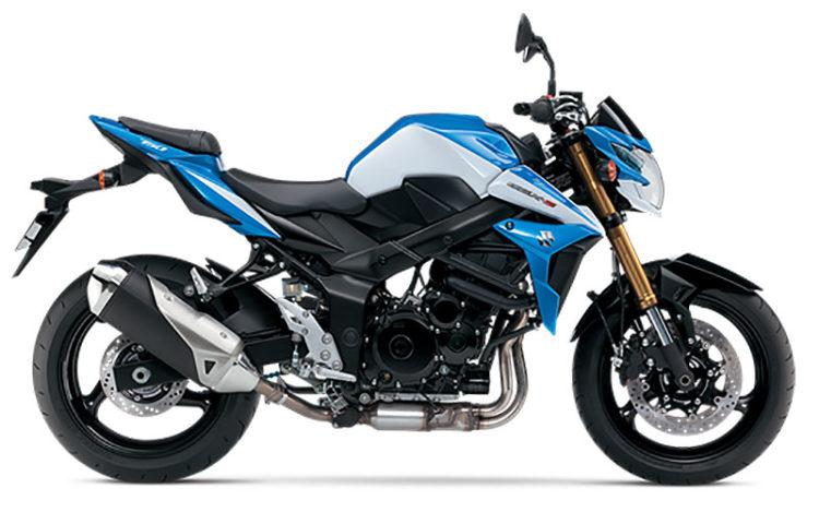 Suzuki GSX-S750 2015 Specifications