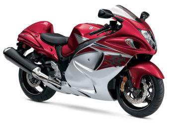 Suzuki GSX-R1300 Hayabusa 2016 Specifications