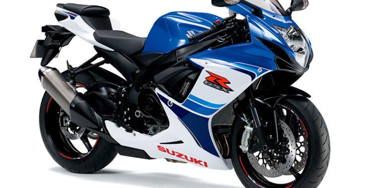 Suzuki GSX-R600 2016 Specifications