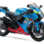 Suzuki GSX-R750 2016 Specifications
