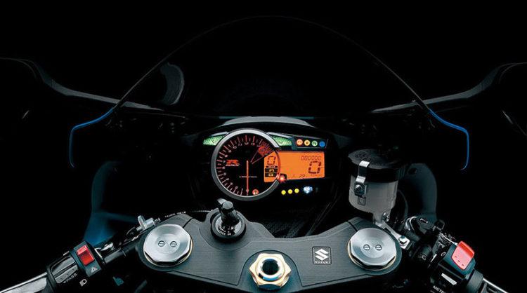 Suzuki GSX-R750 2016 Specifications