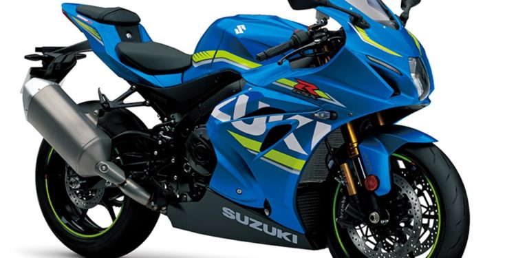 L7 Suzuki GSX-R 1000R 2017 specifications
