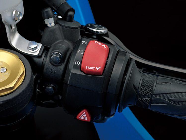 L7 Suzuki GSX-R 1000R 2017 specifications