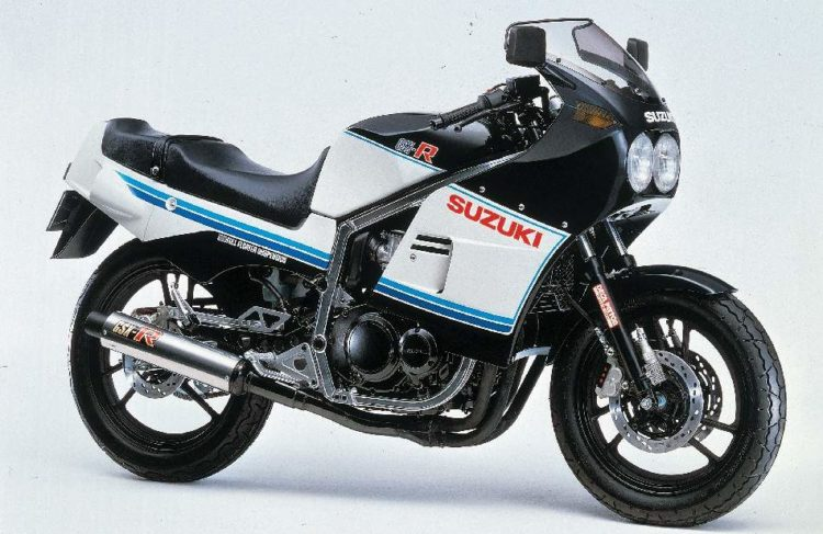 Suzuki GSX-R400 1985 Specifications