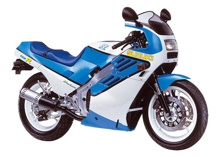 Suzuki GSX-R400 1986 Specifications