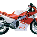 Suzuki GSX-R400 1986 Specifications