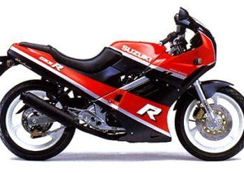 Suzuki GSX-R250 1987 Specifications