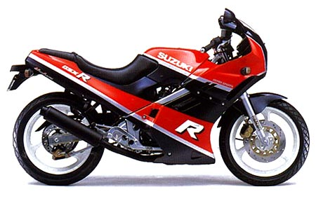 Suzuki GSX-R250 1987 Specifications
