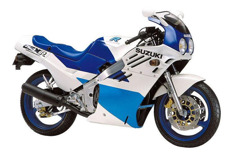 Suzuki GSX-R400 1987 Specifications