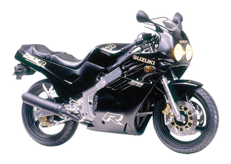 Suzuki GSX-R400 1987 Specifications
