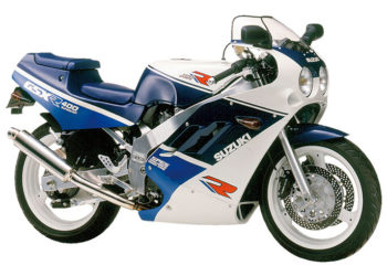 Suzuki GSX-R400 1988 Specifications