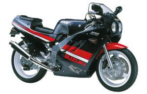1988 Suzuki GSX-R 400
