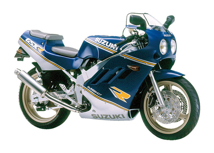 Suzuki GSX-R400 1988 Specifications