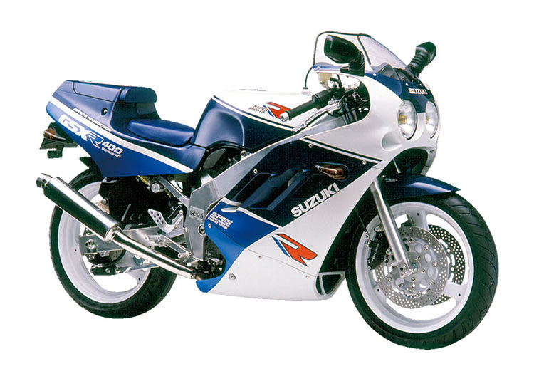 Suzuki GSX-R400SP 1988 Specifications
