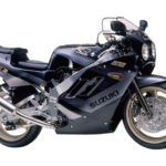 Suzuki GSX-R400 1989 Specifications