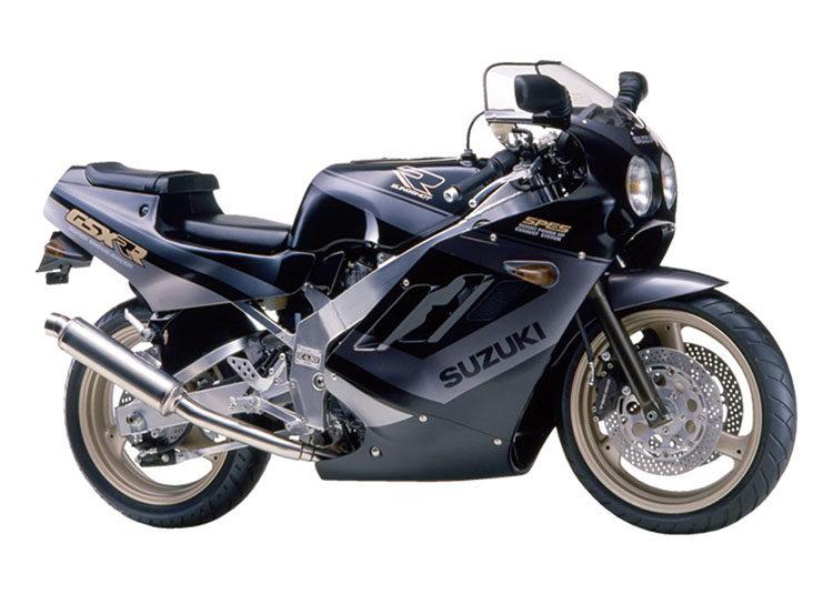 Suzuki GSX-R400 1989 Specifications
