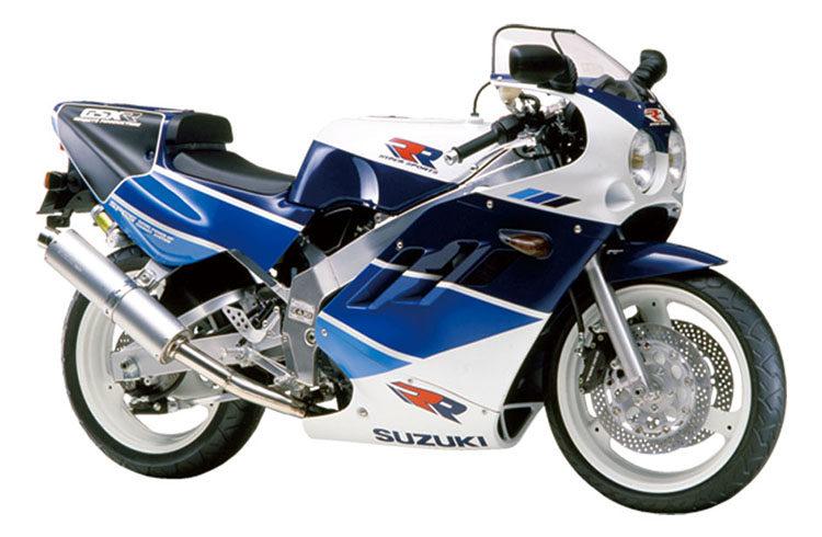 Suzuki GSX-R400SP 1989 Specifications
