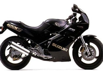 Suzuki GSX-R250 1990 Specifications