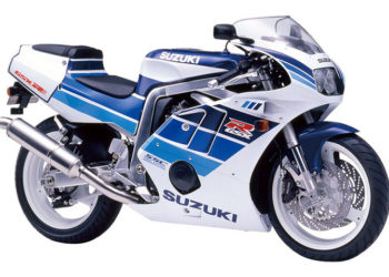 Suzuki GSX-R400 1990 Specifications