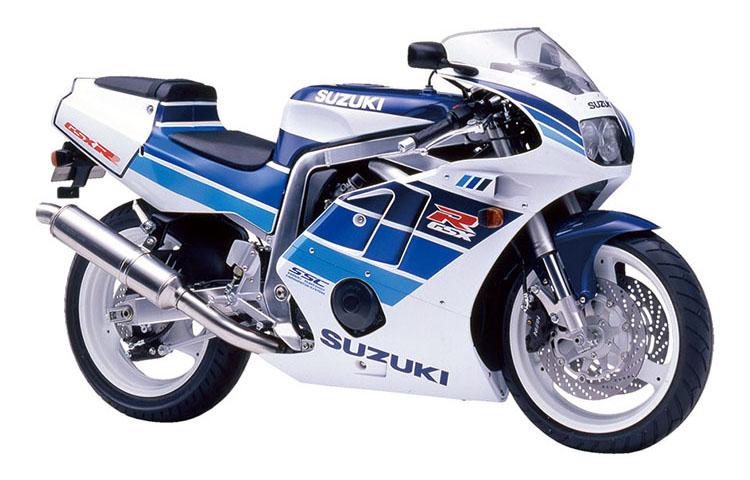 Suzuki GSX-R400 1990 Specifications