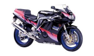1991 Suzuki GSX-R 400 japan edition