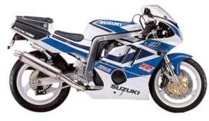 1991 Suzuki GSX-R 400 SP