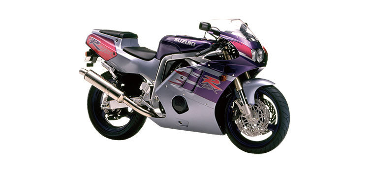 Suzuki GSX-R400 1993 Specifications